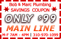 Backed-Up-Sewer Clogged Drain Minline Residencial-Stoppage Stopped Up Drain Sewer-DrainRolling Hills Drain Services